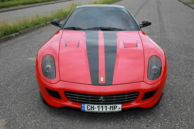 Ferrari GTB 599 6000 см3 скидка 200$