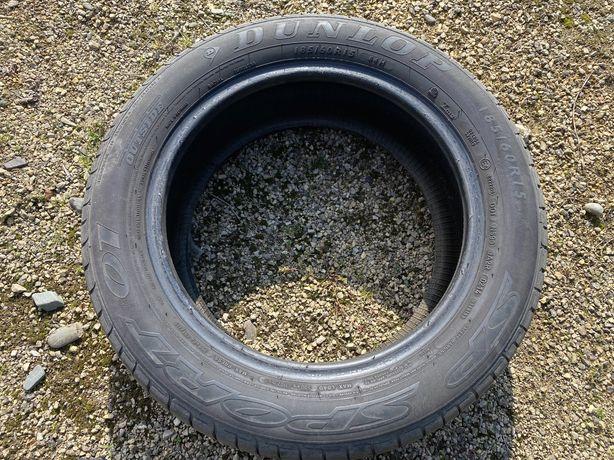 Opony letnie 185/65/R15 (Dunlop Sport 01) - 4 sztuki