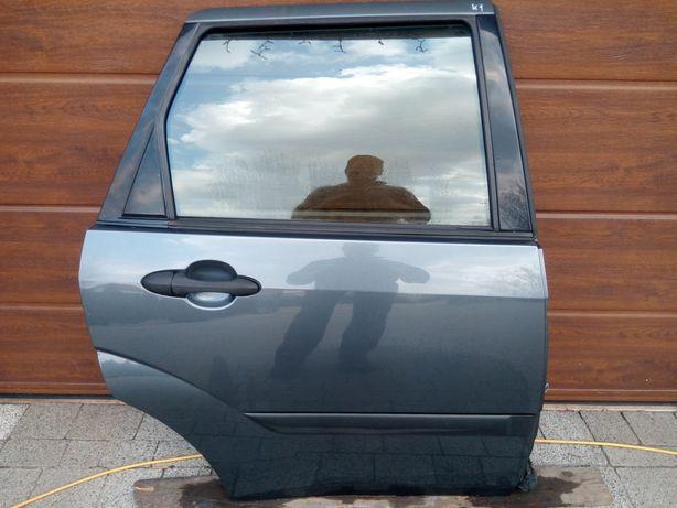 Ford Focus MK1 Kombi 98-04 - Drzwi tył tylne prawe kpl. K1
