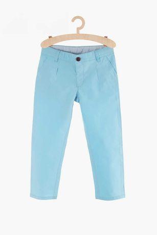 Spodnie chłopięce chinos 5-10-15 r. 92