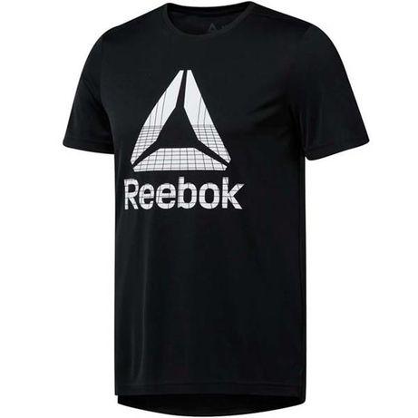 Koszulka męska Reebok Workout Graphic Tech Tee- różne kolory i rozm
