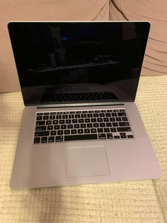 MacBook Pro 15 A1398 Mid 2015 Retina