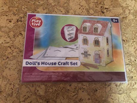 Domek dla lalek playtive doll's house craft