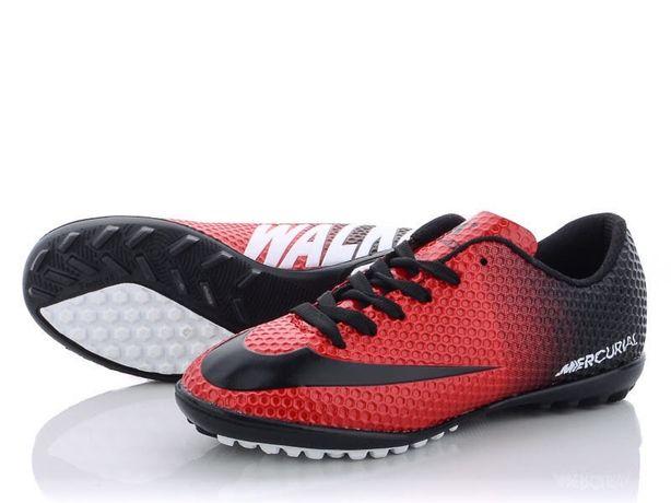 Сороконожки, бутсы, копы, футзалки Nike Mercurial