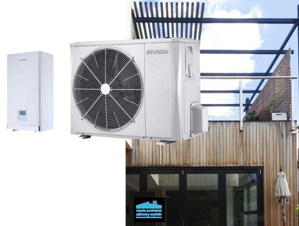 Pompa ciepła HYUNDAI 16 kW Split 65°C A+++