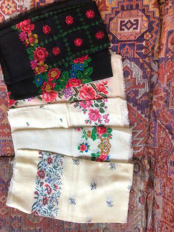 Шерстяные платки в ассортименте