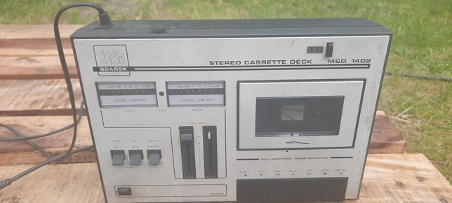 Radiomagnetofon Unitra MagMor MSD 1402