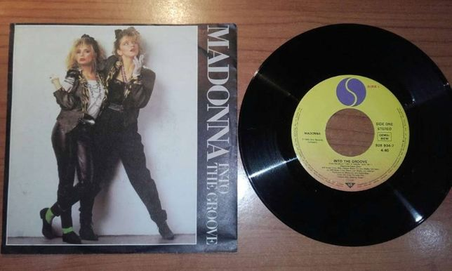 "Madonna - Into The Groove (7"", Single)"