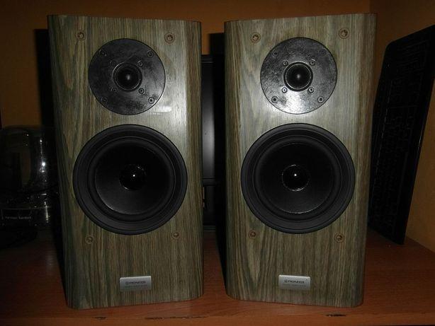 Wysokiej klasy kolumny monitory Pioneer S-C5 2x80Watt 6ohm Bass-Reflex
