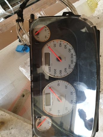Licznik zegary 2.0 golf gti 3 xx jahre mfa manetka +Instalacja Abf vr6
