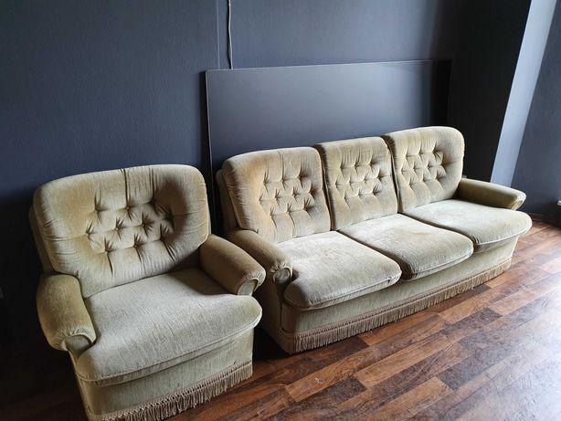 Sofa fotel zestaw sofy kanapa