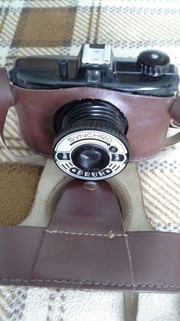 Stary aparat fotograficzny Dryh.Inne,również kamery.