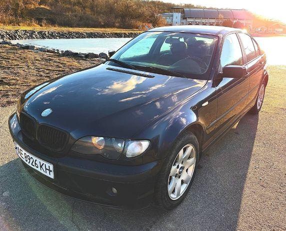 BMW 320d 2004 года