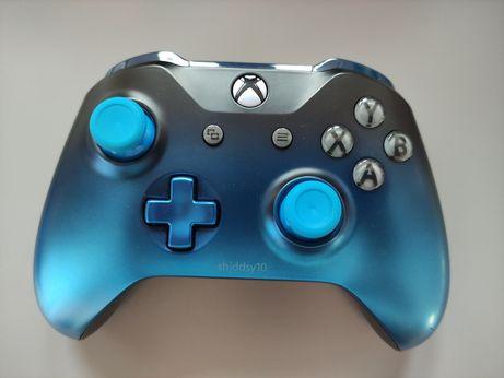 PAD Xbox One niebieski