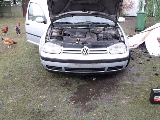 VW golf IV 1.6 benzyna części, silnik , skrzynia , itd