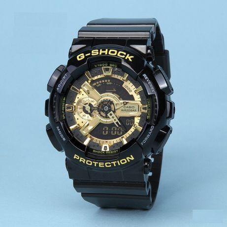 206 Zegarek Casio G-SHOCK GA-110GB-1AER