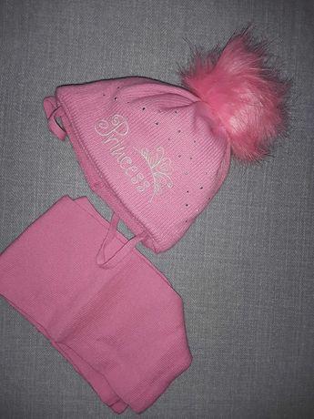 Зимові шамочки для дівчинки - за всі 250 грн