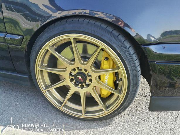 BIG BRAKE BREMBO nowe zaciski hamulcowe 4-tłoczkowe VW Touareg