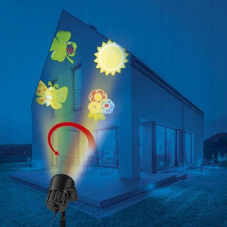 Projektor, laser do domu i ogrodu na różne okazje