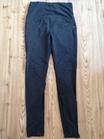 Spodnie ciążowe HM plus legginsy ciążowe