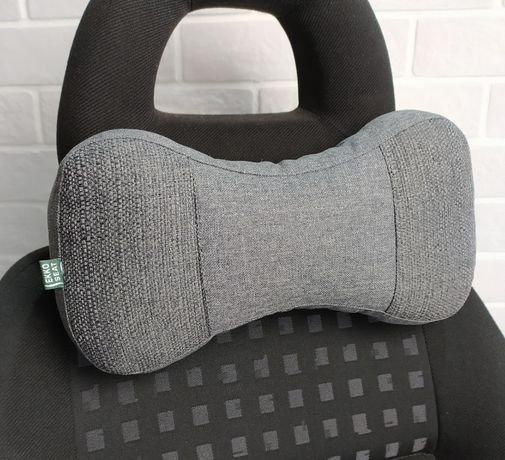 Автомобильные подушки на подголовник EKKOSEAT – трехсекционные.