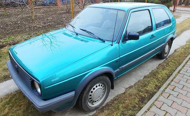 Volkswagen Golf 2 1990 r.