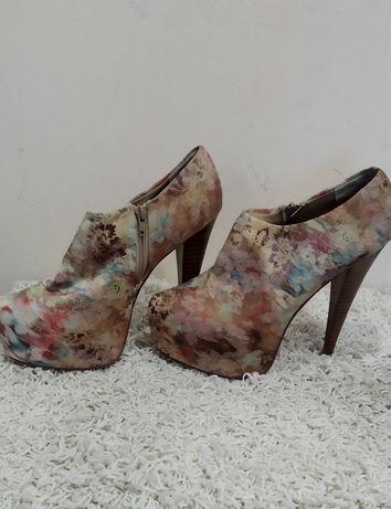 Туфли ботильоны женские 40 размер