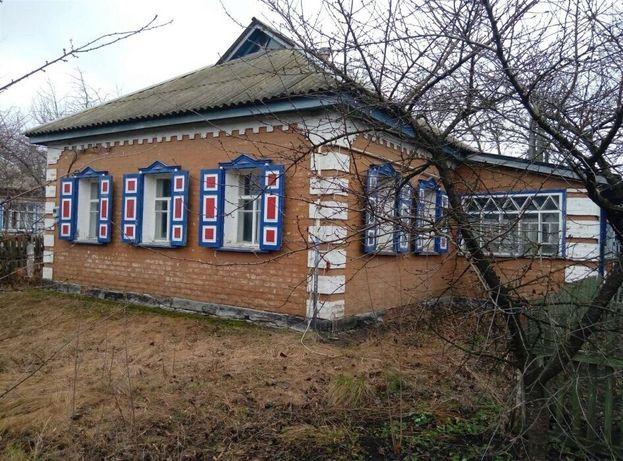 Дом под Полтавой с.Лобачи Решетиловский р-н