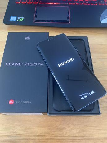 HUAWEI Mate 20 Pro, Midnight Bleu, 128gb. Jak nowy.
