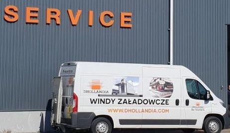 Serwis wind samochodowych 24h DHOLLANDIA, BAR, MBB, inne. HDS