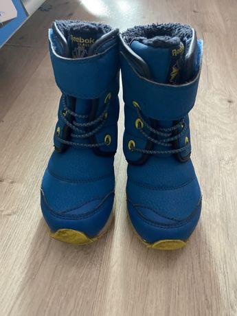 Buty zimowe śniegowce Reebok