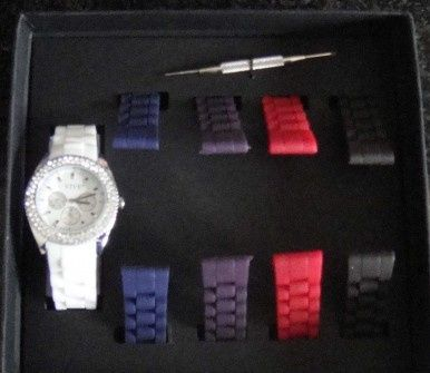 Conjunto Relógios VIVE braceletes completo - Oferta de mala à escolha