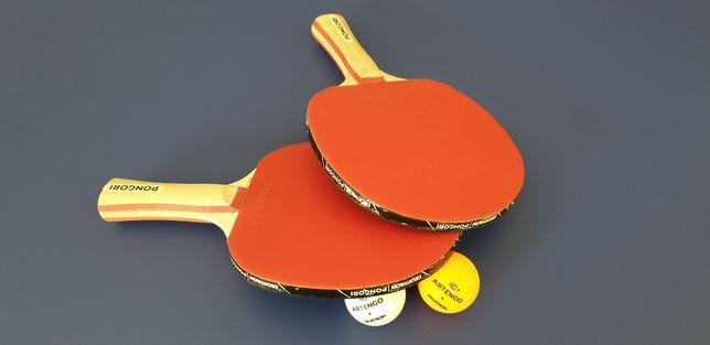 Raquetes de Ténis de mesa, Ping-pong