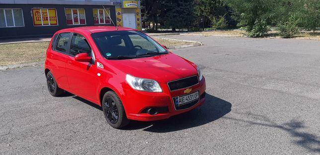 Chevrolet Aveo из Германии
