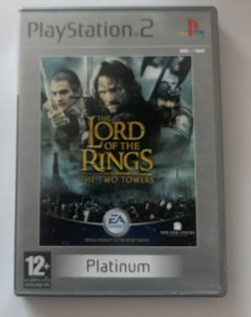 Lord of the Rings the Two Towers PS2