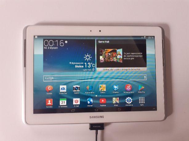 Tablet Samsung Galaxy Tab 10.1 GT P5110 16 GB biały