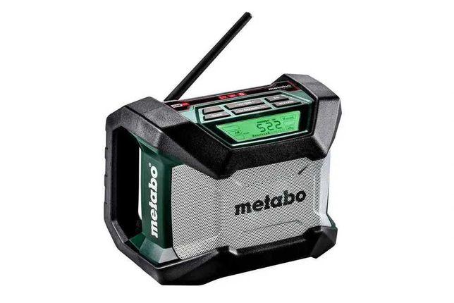 Radio akumulatorowe budowlane Metabo R 12-18 BT