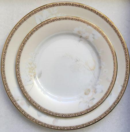 Набор тарелок Mira, японский фарфор.