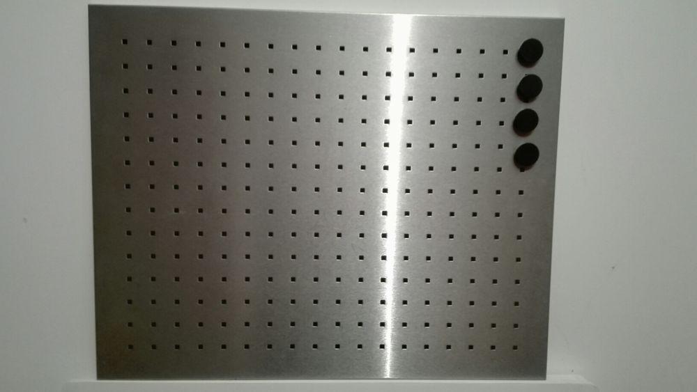 Painel magnético Inox. Amora - imagem 1