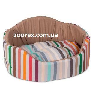 Лежак домик подстилка мягкое место будка для собак и кошек