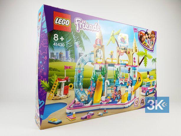 NOWE Lego Friends 41430 Letnia zabawa w parku wodnym ORYGINAŁ