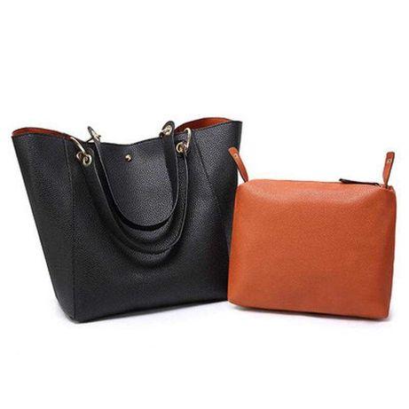 Женская большая сумка шопер