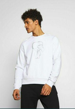 Bluza Karl Lagerfeld rozmiar L