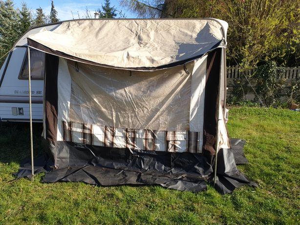 Przedsionek namiot do przyczepy