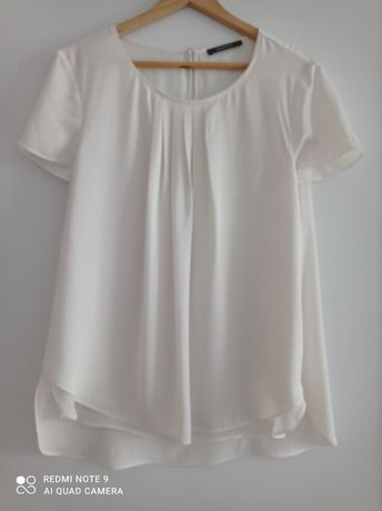 Biała bluzka Esprit rozm.M