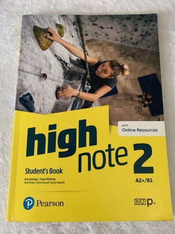 High note 2, podręcznik