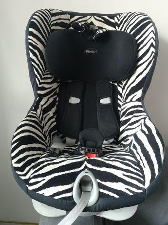 Fotelik samochodowy Britax Romer Zebra
