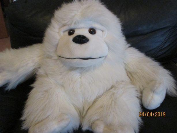 Grande boneco em peluche para bébé - gorila