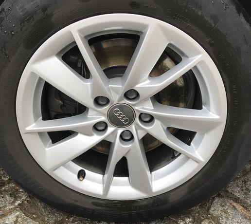Jantes 16  Audi A4 + Pneus