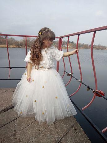 Продам. Дам на прокат. Платье принцессы. Выпускное платье.